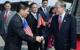 Chủ tịch Quốc hội Nguyễn Sinh Hùng bắt đầu thăm Boston (Mỹ)