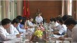 Long An: Chủ tịch UBND tỉnh làm việc tại huyện Cần Giuộc