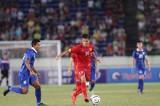 U19 Việt Nam - Thái Lan 0-6: Bất lực!