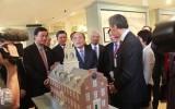 Chủ tịch Quốc hội thăm Tòa nhà Thị chính cũ bang Massachusetts