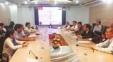 Bí thư Tỉnh ủy và Đoàn công tác của tỉnh Long An thăm và làm việc tại Ấn Độ