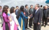 Chủ tịch Quốc hội tới Washington DC thăm chính thức Hoa Kỳ