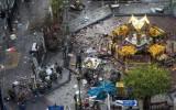 Thái Lan truy lùng nghi phạm thứ 10 vụ đánh bom Bangkok