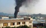 Nổ lớn tại nhà máy hóa chất ở tỉnh Chiết Giang (Trung Quốc)