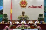 Nghị quyết phiên họp Chính phủ thường kỳ tháng 8/2015