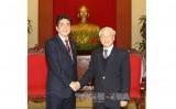 Tổng Bí thư Nguyễn Phú Trọng sẽ thăm chính thức Nhật Bản