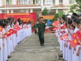 Long An: Thanh niên hăng hái lên đường làm nhiệm vụ bảo vệ Tổ quốc