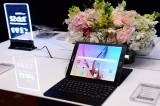 Galaxy Tab S2 siêu mỏng nhẹ ra mắt ấn tượng tại Việt Nam