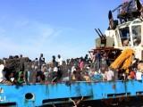 Lực lượng bảo vệ bờ biển Libya cứu sống hơn 120 người di cư