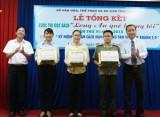 """32 cá nhân và 6 tập thể đoạt giải cuộc thi đọc sách """"Long An quê hương tôi"""""""