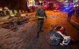 Một nghi phạm thừa nhận trao balo chứa bom cho kẻ tấn công ở Bangkok