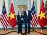 Việt Nam mong muốn tăng cường hơn nữa hợp tác với Hoa Kỳ