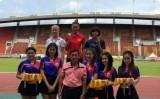 Nguyễn Thị Oanh giành HCV 200m nữ tại Thái Lan