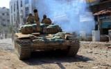 Israel cáo buộc nhiều quân nhân Nga đã có mặt tại Syria