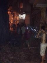 Hà Nội: Nổ lớn ở ngõ Thông Phong, 1 người thiệt mạng