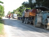 Trên 25 tỷ đồng sửa chữa Quốc lộ 62
