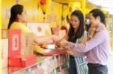 Thị trường bánh Trung thu bắt đầu sôi động