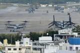 Nhật Bản nối lại việc tái bố trí căn cứ quân sự Mỹ ở Okinawa