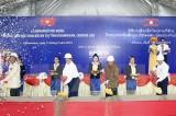 Khởi công xây dựng trường học tại Lào do Việt Nam tài trợ