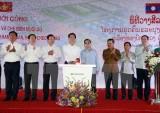 Thủ tướng phát lệnh khởi công dự án khai thác muối mỏ Kali tại Lào
