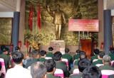 Tập huấn nghiệp vụ lịch sử quân sự cho cán bộ Quân đội Hoàng gia Campuchia