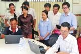 Nghiên cứu xây dựng sổ tay ghi chép điện tử VietGAP