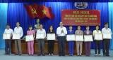 """TP.Tân An tổng kết 5 năm thực hiện phong trào thi đua """"dân vận khéo"""""""