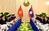 Chuyến thăm, làm việc tại Lào của Thủ tướng thành công rất tốt đẹp