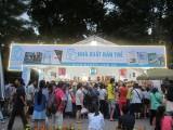 Hội chợ-triển lãm sách quốc tế: Bước đầu đưa sách Việt ra thế giới