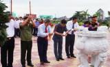 """Khánh thành không gian trưng bày tại công viên tượng đài Long An"""" Trung dũng, kiên cường, toàn dân đánh giặc"""""""