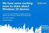 Lumia 950, 950 XL, Surface Pro 4 sẽ xuất hiện ngày 6/10