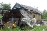Hai người chết và mất tích do lũ cuốn tại tỉnh Quảng Bình