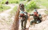 Kết hợp chặt chẽ giữa huấn luyện chiến đấu và giáo dục chính trị