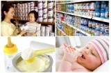 Giá sữa: Trong nước tăng, thế giới giảm, vì sao?