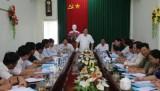 Long An: Phó Trưởng Ban Dân vận Trung ương làm việc tại huyện Mộc Hóa