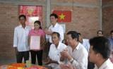 Quỹ Tấm lòng vàng - điểm tựa cho công nhân lao động nghèo