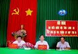 Đại biểu Quốc hội đơn vị tỉnh Long An: Tiếp xúc với hơn 100 cử tri huyện Tân Hưng, Vĩnh Hưng