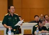 Thứ trưởng Bộ Quốc phòng: Không lấy học hàm để tính vào quân hàm