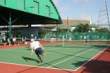 Giải vô địch quần vợt tỉnh Long An 2015