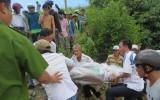 Phát hiện thi thể một cô gái trôi dạt trên sông Dinh