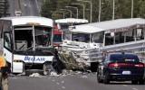 Thông báo khẩn về tai nạn xe bus chở hàng chục sinh viên Việt tại Mỹ