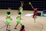 Việt Nam giành cú đúp vô địch giải bóng ném Đông Nam Á 2015