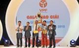 Trao 11 danh hiệu các giải bóng đá chuyên nghiệp Việt Nam