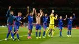 """Chelsea và Arsenal """"ngã ngựa"""" ở Champions League"""