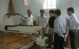 Ứng dụng công nghệ CNC vào nghề điêu khắc gỗ