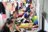 Trẻ ồ ạt nhập viện, nằm tràn hành lang bệnh viện