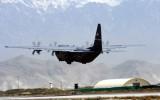 Máy bay quân sự Mỹ rơi ở Afghanistan, 12 người chết