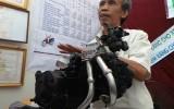 Kinh ngạc thiết bị giúp xe máy chạy 100km hết 1 lít xăng của người Việt