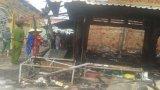 Tiền Giang: Cháy chợ Đồng Sơn, thiệt hại trên 700 triệu đồng