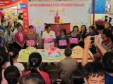 Siêu thị Co.opmart Tân An: Tổ chức nhiều chương trình nhân sinh nhật lần 6